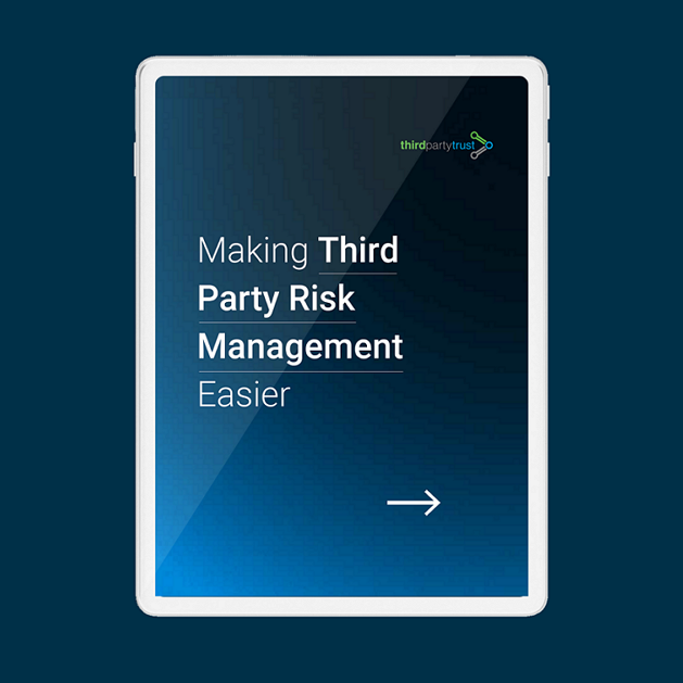 making tprm easier strategy guide por enterprises and third party vendors